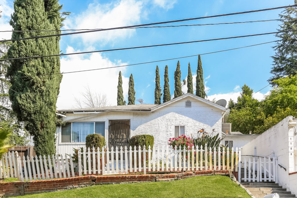 Sold! 1180 Oneonta Dr. Mt. Washington Los Angeles