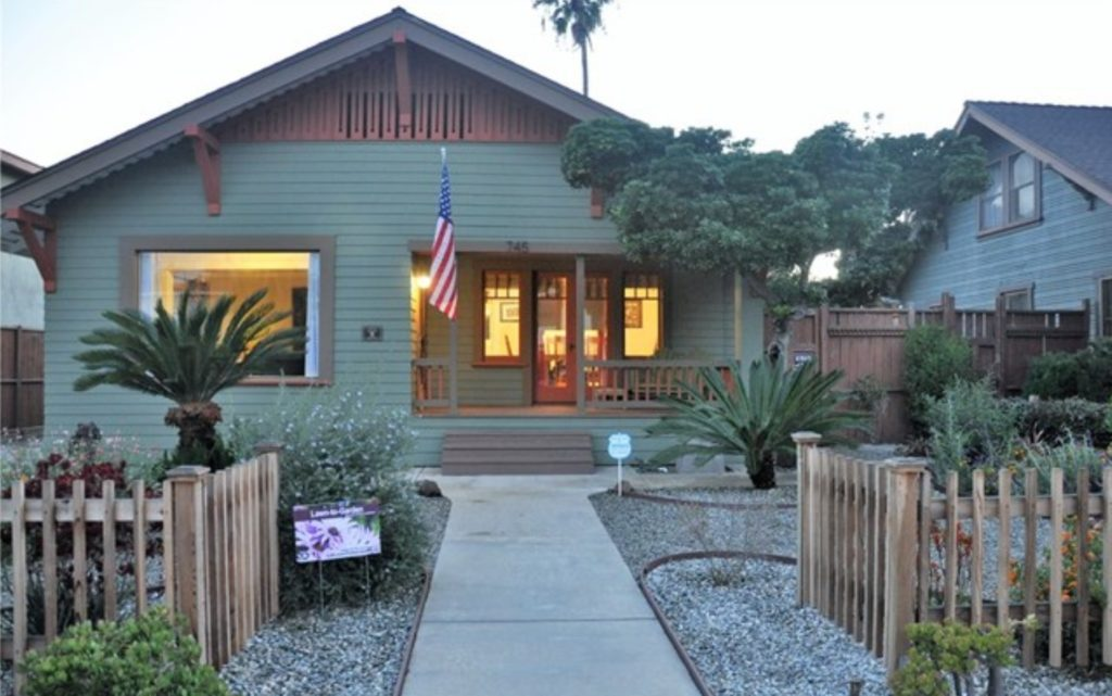 Just Sold!  Historical Home in Long Beach